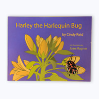 Harley the Harlequin Bug by Cindy Reid
