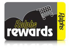 Join Ralphs supermarket Rewards Program